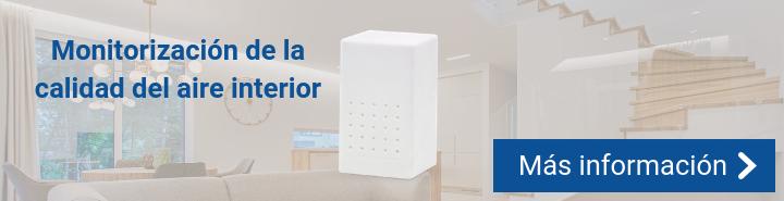 Cómo medir la calidad del aire en casa
