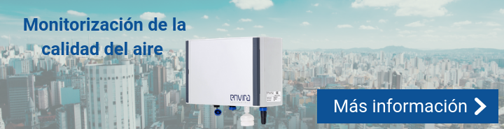 Impacto del 5G en la medición de la calidad del aire exterior