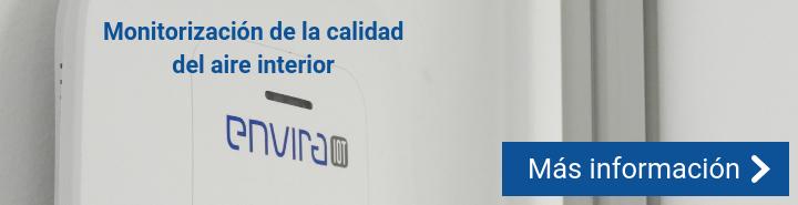 Monitorización de la calidad del aire interior en hostelería para prevenir la propagación de los virus